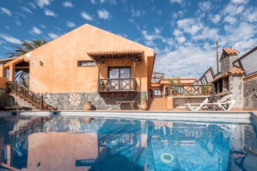Casa Estilo Colonial, casas rurales Tenerife celebraciones