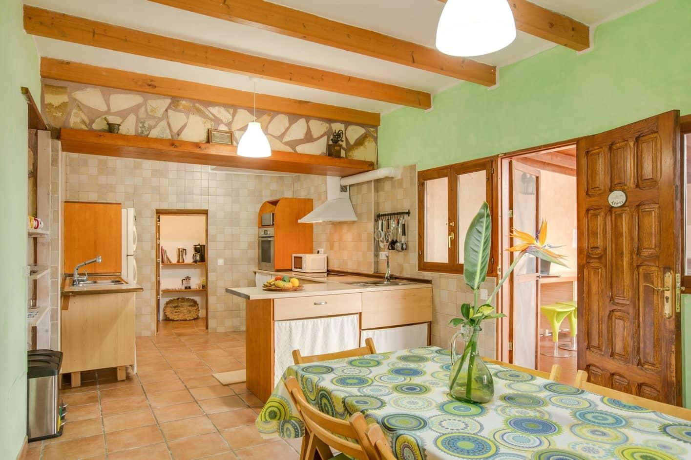 Casa Las Flores, casa rural Gran Canaria 12 personas