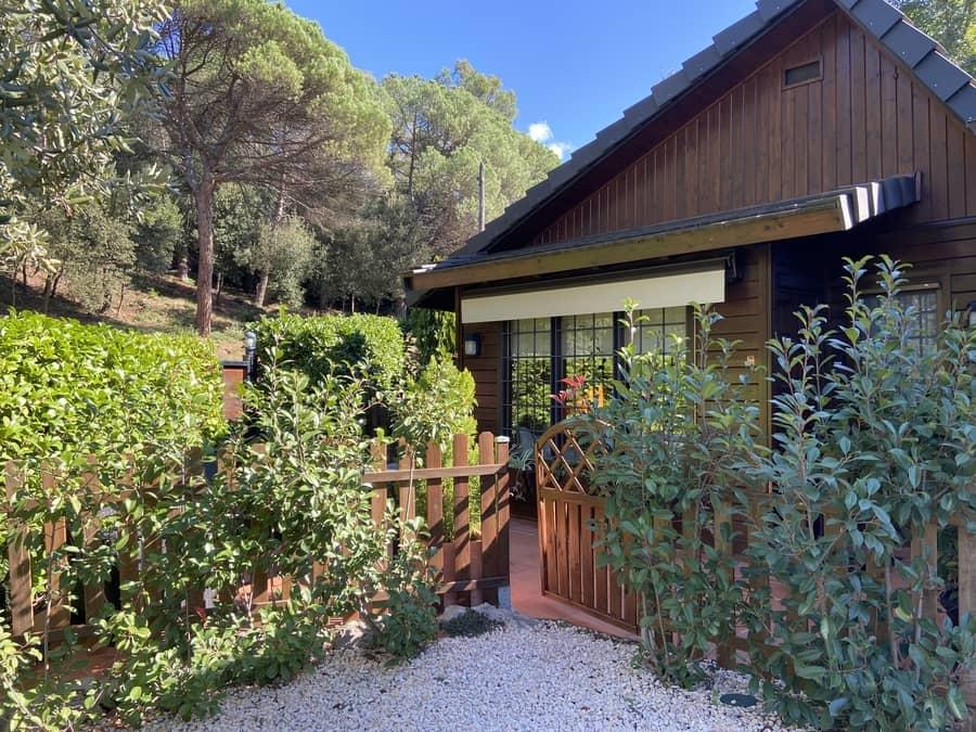 Caseta de Fusta, casas rurales para vacaciones en Cataluña