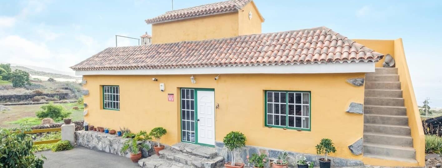 Las mejores casas rurales de Tenerife