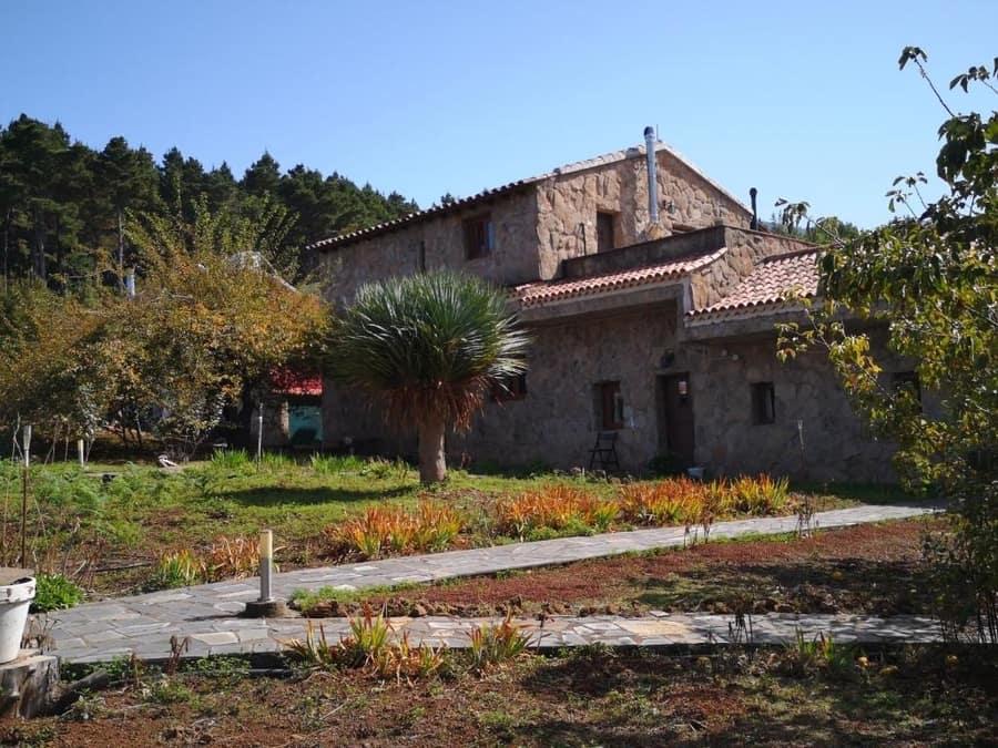Casa Rural La Gustoza, casas rurales Tenerife alquiler íntegro