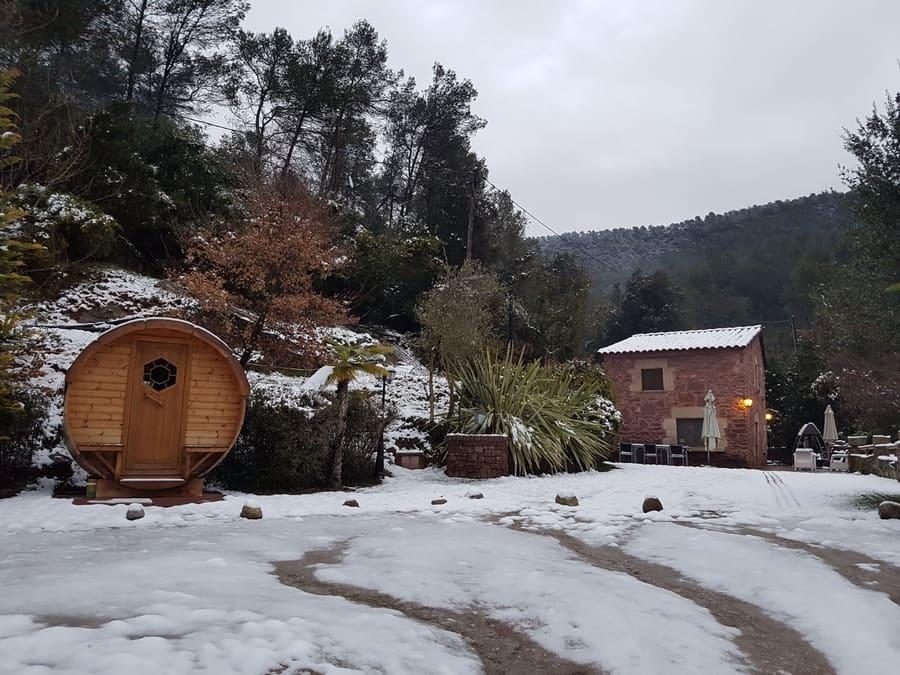 Les Casetes, casas rurales en Cataluña con jacuzzi