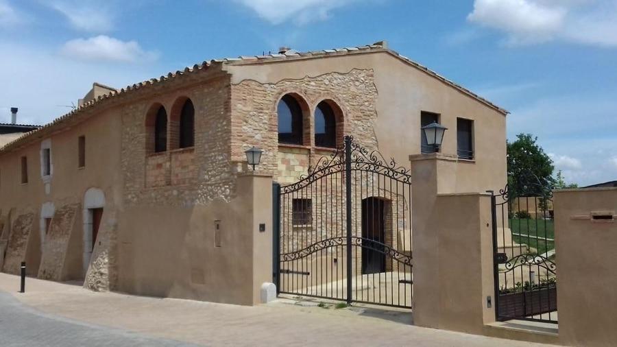 Mas de les Canyes, alquiler de casas rurales en Cataluña todo el año