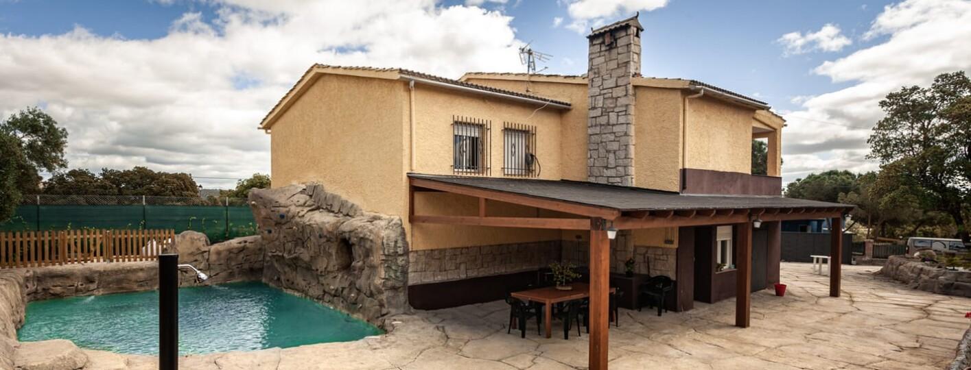 Mejores casas rurales en Madrid