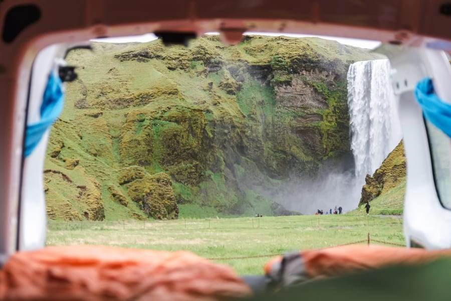 Iceland camping packing list