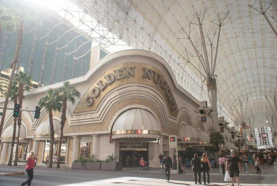 Golden Nugget, kid-friendly hotel in Las Vegas
