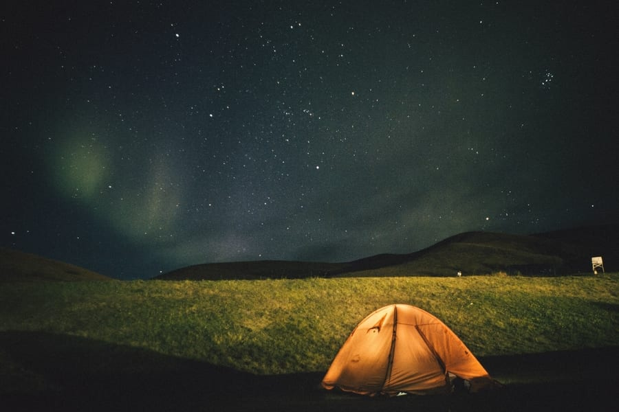 Camping card Iceland worth it