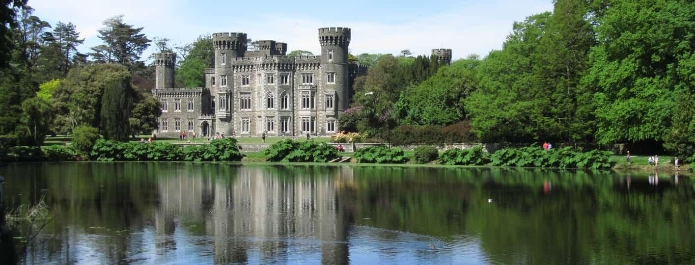 Johnstown-Castle-se-puede-viajar-a-Irlanda