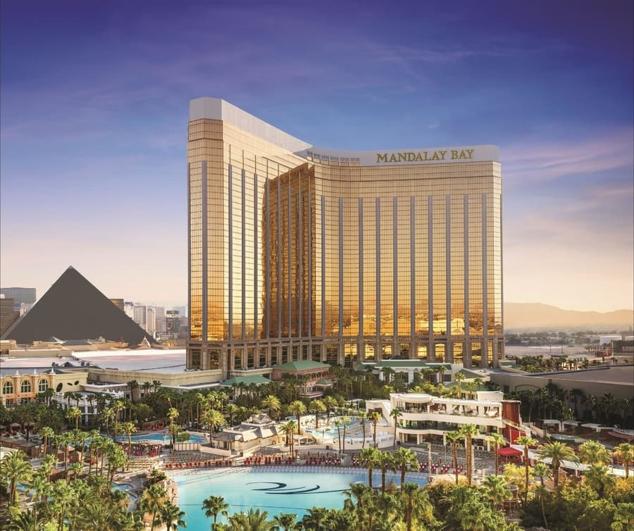 Mandalay Bay, best hotels in Las Vegas for families