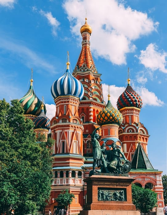 Russia reopening borders to international tourists