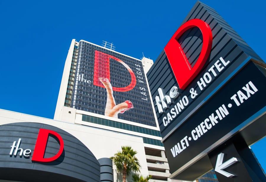 The D Las Vegas, cheap hotels in Las Vegas, NV