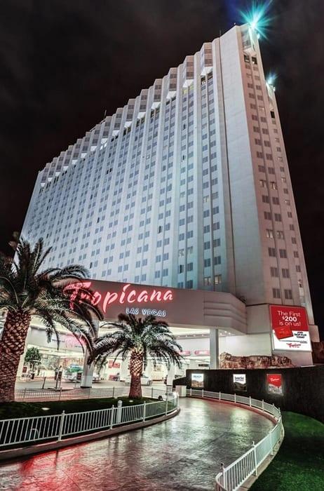 Tropicana Las Vegas, hotels in las vegas old strip