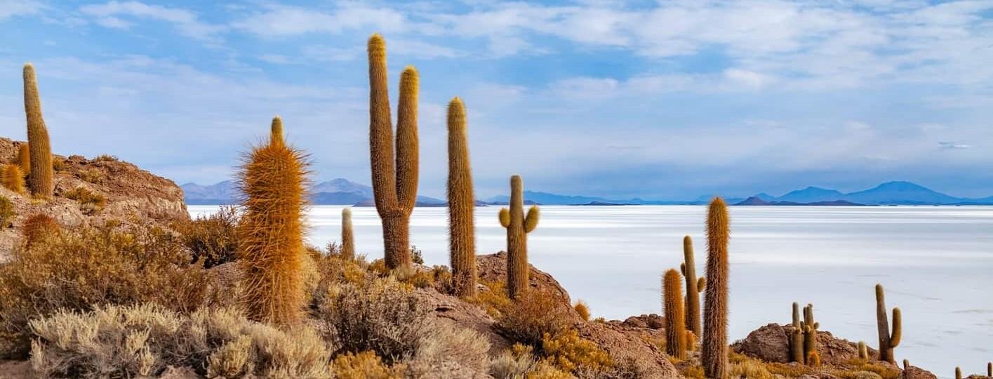 Uyuni Salt Flats Bolivia reopening to tourists