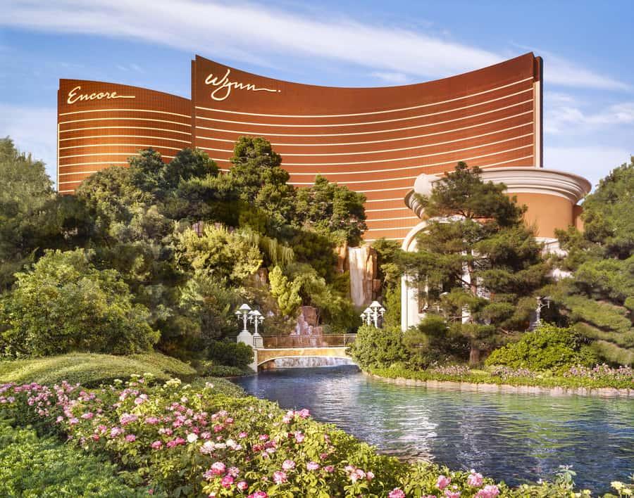 Wynn Las Vegas, best Las Vegas hotels for families