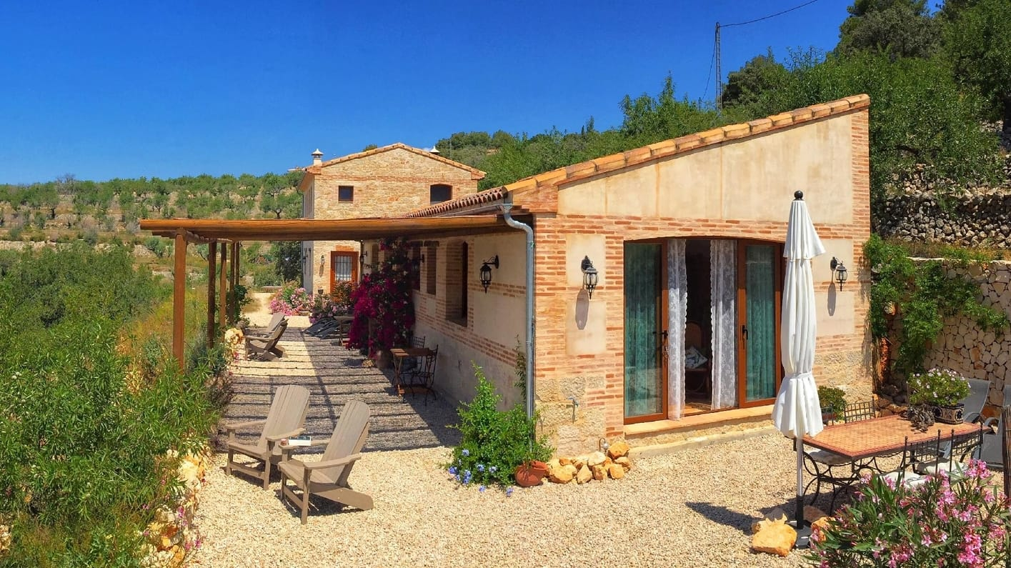 Can Elisa, casas rurales España baratas