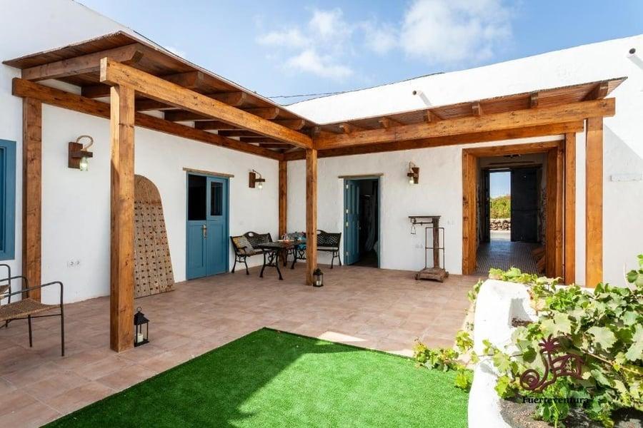 Casa del Cuartel, casas rurales en Fuerteventura que admiten mascotas