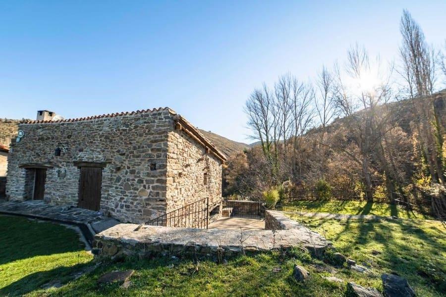 El Huerto de la Fragua, casas rurales España con encanto