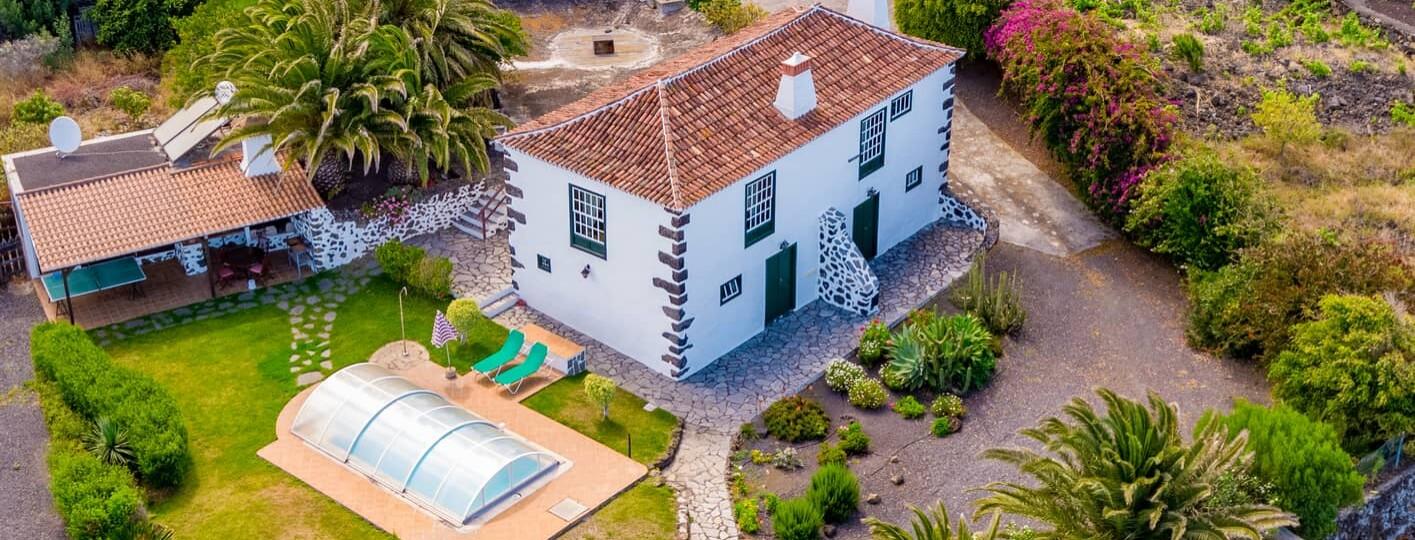 Las mejores casas rurales en Lanzarote
