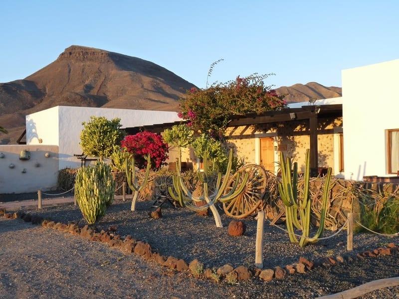 Finca Ecológica, casas rurales Fuerteventura