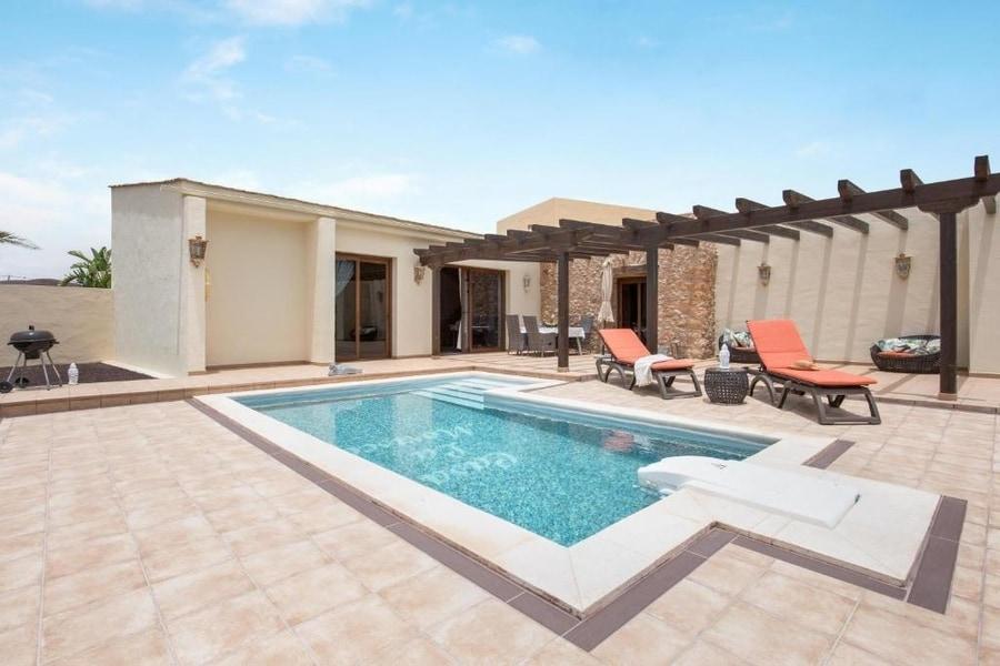 La Morisca, casas rurales en Fuerteventura con piscina