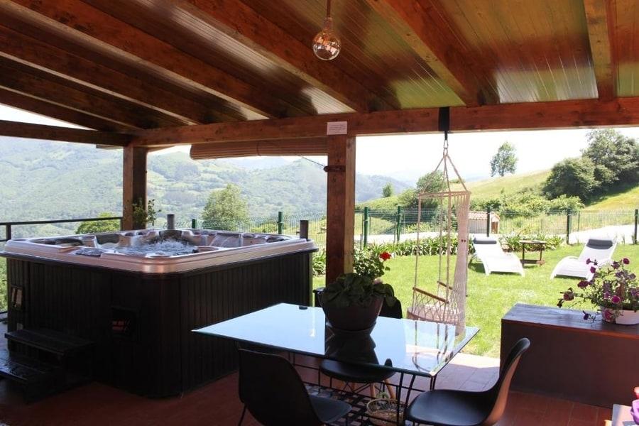 Oviedo Real Spa, casas rurales de lujo España