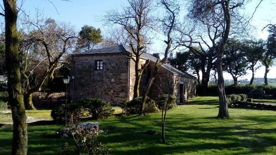 Rodeo da Casa, casas rurales románticas España