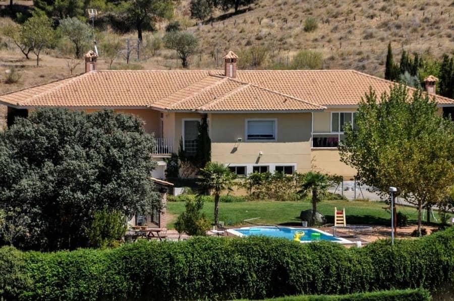 San Bernardo, casas rurales en España con piscina
