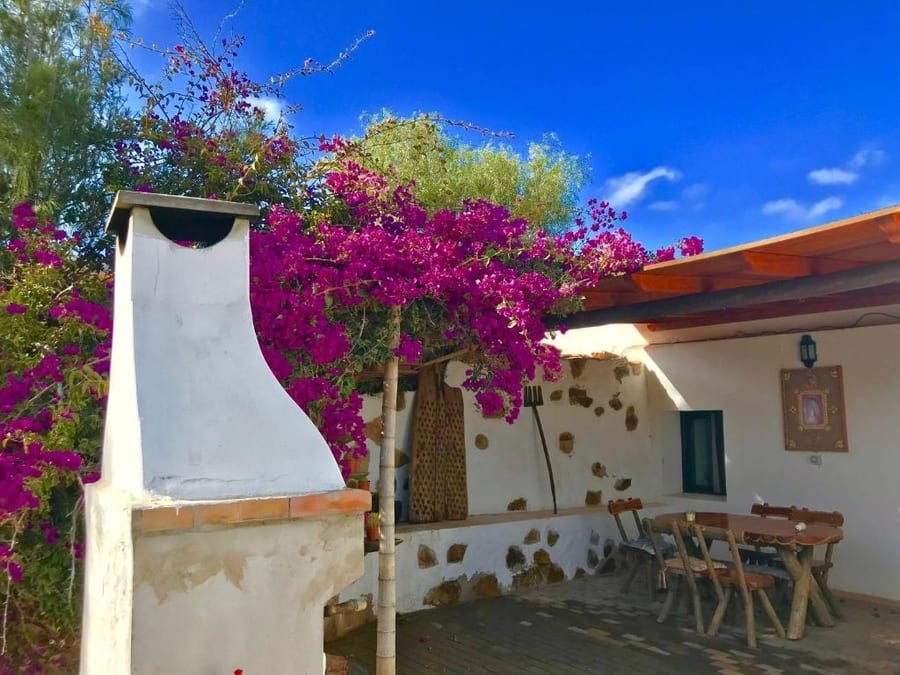 Villa Margarita, casa rural en Fuerteventura, Islas Canarias