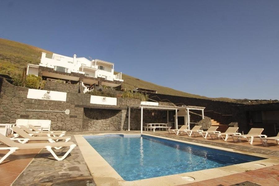 Villa Oasis La Asomada, casas rurales en Lanzarote que admiten perros