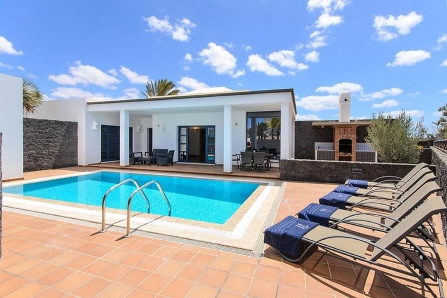 Villas Mamma Mía, casas rurales en Lanzarote para 2 personas