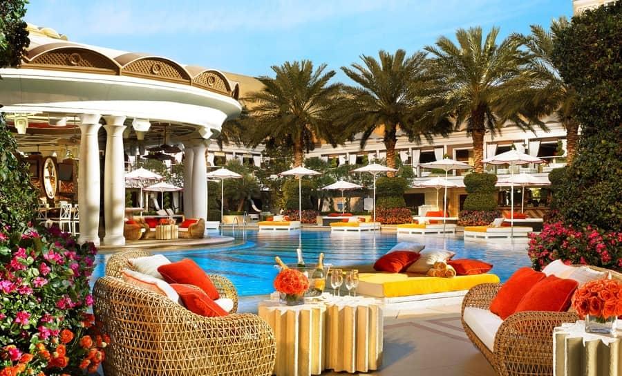 Encore Beach Club, Encore at Wynn, best hotel pools in las vegas for adults