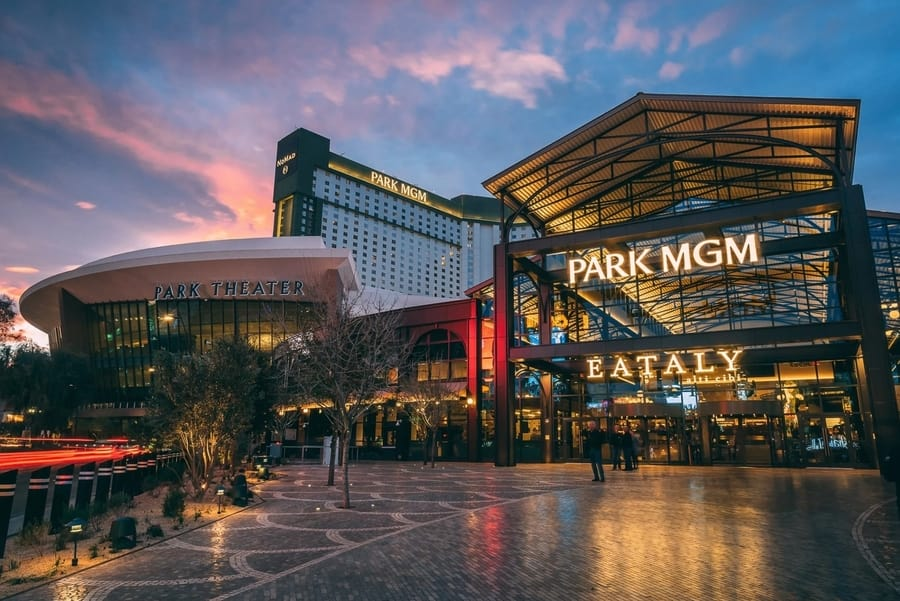 Park MGM Las Vegas, affordable Las Vegas hotels