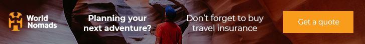 world nomads banner domestic travel insurance