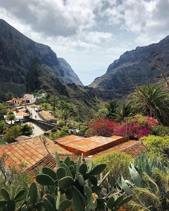 Qué ver en el Caserío de Masca, Tenerife
