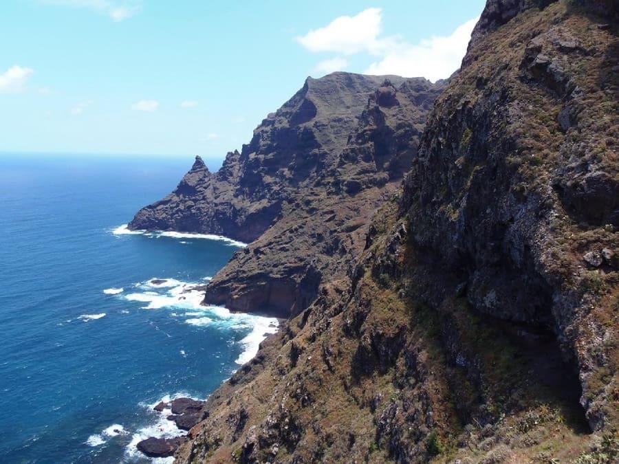 Cruz del Carmen – Punta del Hidalgo, hiking in tenerife