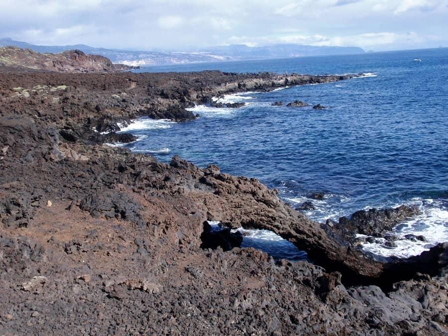 Malpaís de Güímar, hiking in tenerife