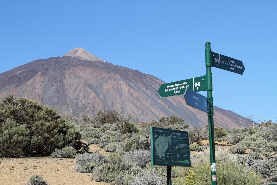 Mount Teide, Tenerife, teide volcano
