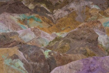Artists Palette Death Valley day trip from Las Vegas
