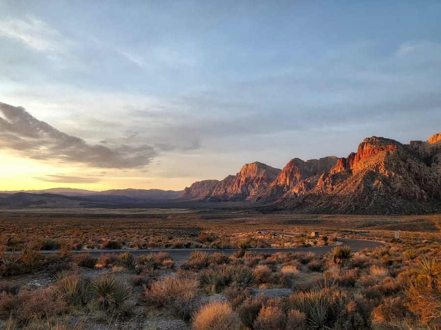 Red Rock Canyon, red rock canyon tours from vegas strip