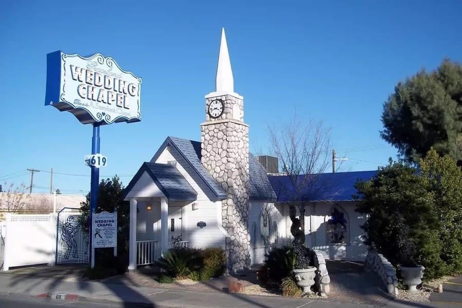 Graceland Chapel, wedding chapels in las vegas
