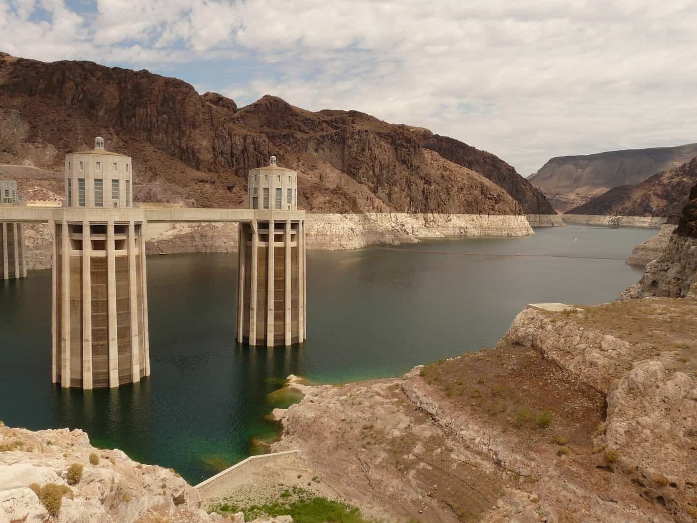 Hoover Dam Lookout – Kingman Wash, visit to the Hoover Dam