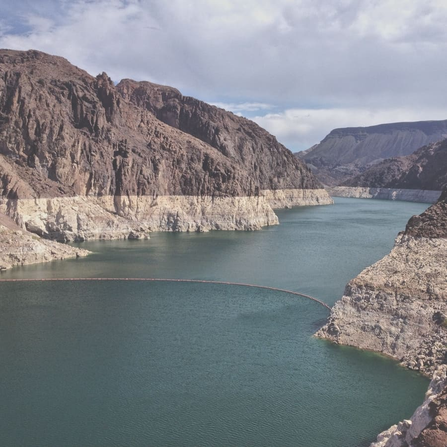 Lake Mead at Hoover Dam, Lake Mead and Hoover Dam tour
