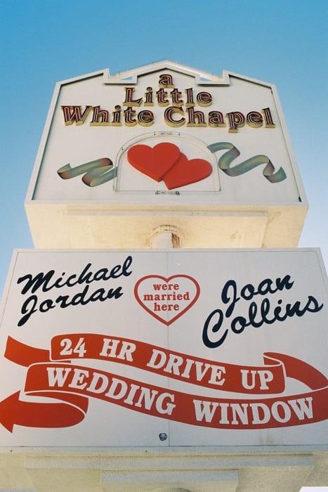 A Little White Wedding Chapel, wedding chapel las vegas