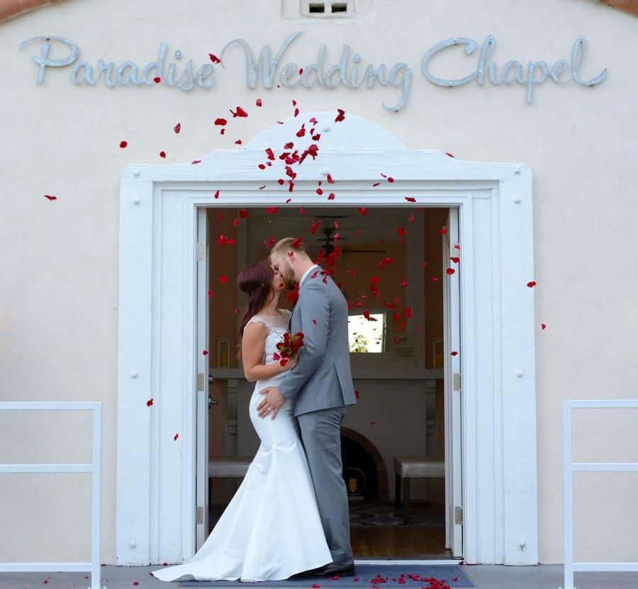 Paradise Wedding Chapel, wedding chapels in las vegas