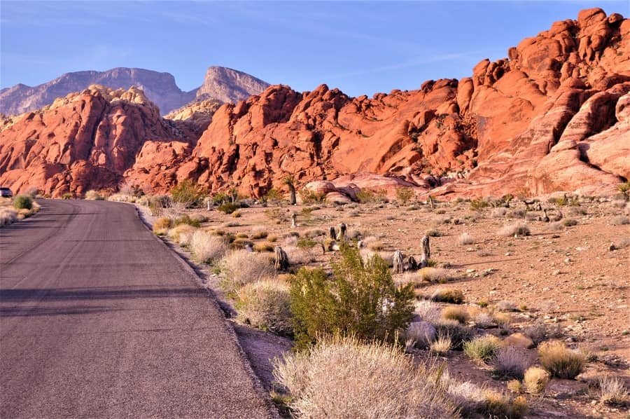 Red Rock Canyon, red rock canyon tours from las vegas
