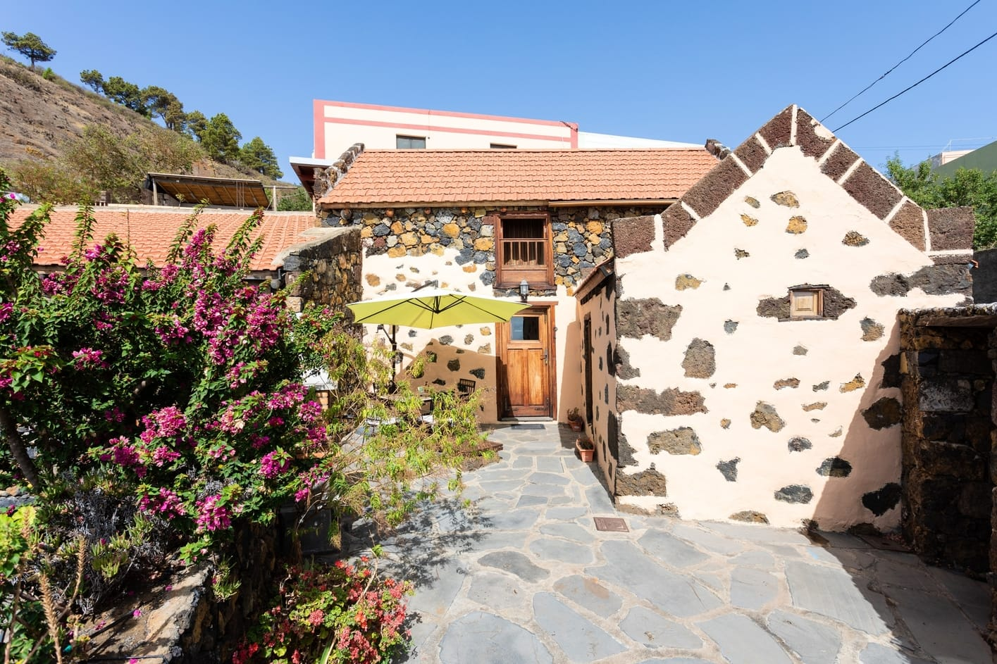 La Pestilla, casa rural El Hierro, Islas Canarias