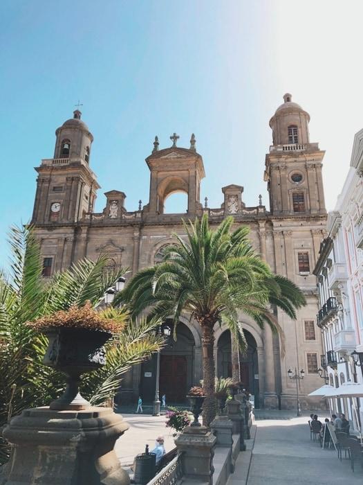 Las Palmas de Gran Canaria, activities in gran canaria