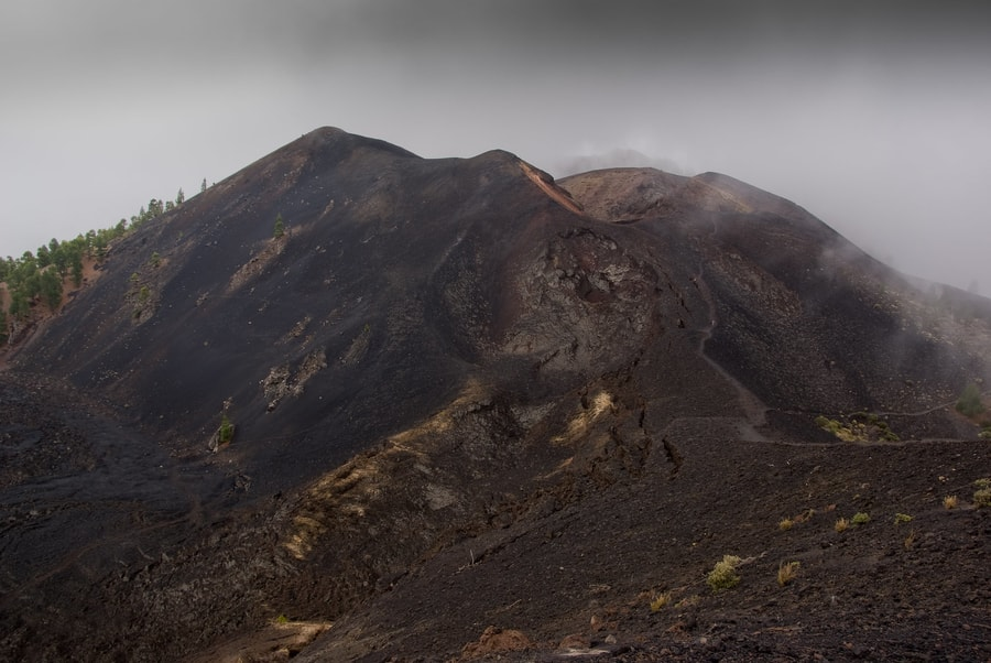 Volcano Route, places to visit in la palma