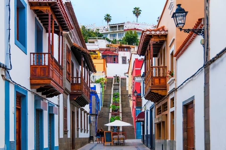 Teror and San Mateo, gran canaria what to see