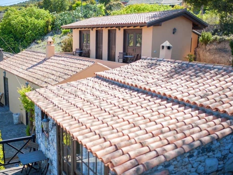 Jardin Las Hayas, casas rurales de la gomera